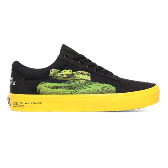 Chaussures Vans x National Geographic Old Skool | Vans