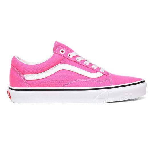 scarpe vans old skool rosa