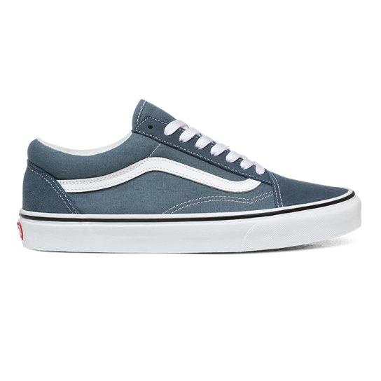 Chaussures Old Skool   Bleu   Vans
