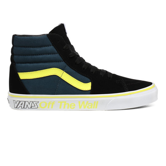 VANS OFF THE WALL | SK8 HI BW | SHOES