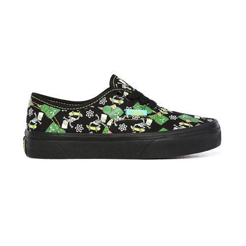 Chaussures+Junior+Glow+Bart+Authentic+The+Simpsons+x+Vans+%288-14%2B+ans%29