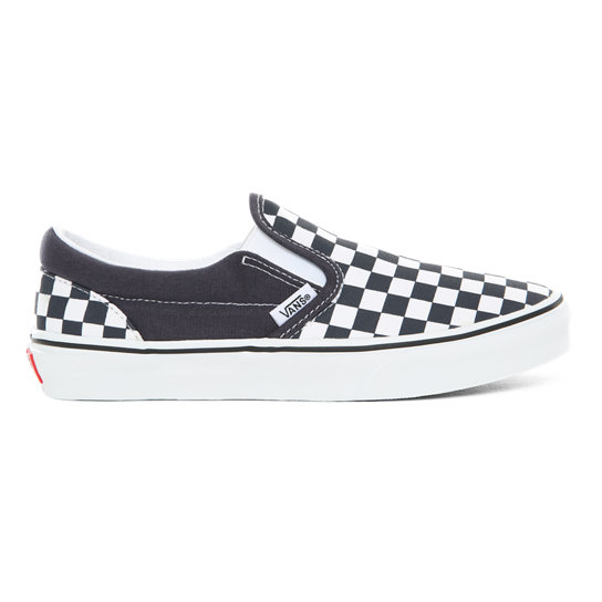 Youth Checkerboard Classic Slip-On Shoes (8-14+ years) | Vans