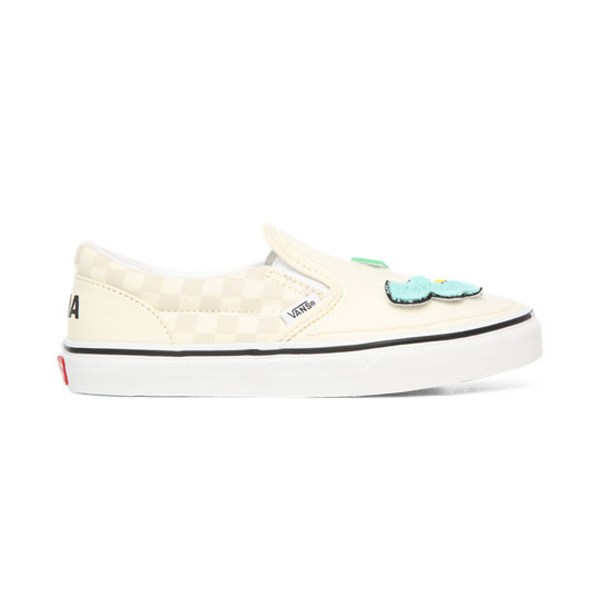 Chaussures Junior Classic Slip-On Vans MoMA (8-14+ ans) | Vans