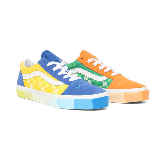 Youth Vans MoMA Old Skool Shoes (8-14+ years) | Vans