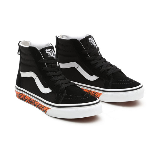 Youth Animal Sidewall SK8-Hi Zip Shoes (8-14 years) | Vans