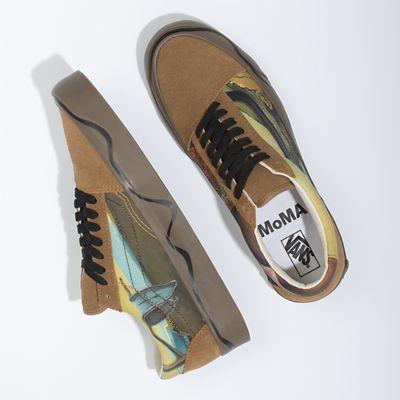 Zapatillas Vans MoMA Dalí Old Skool   Amarillo   Vans