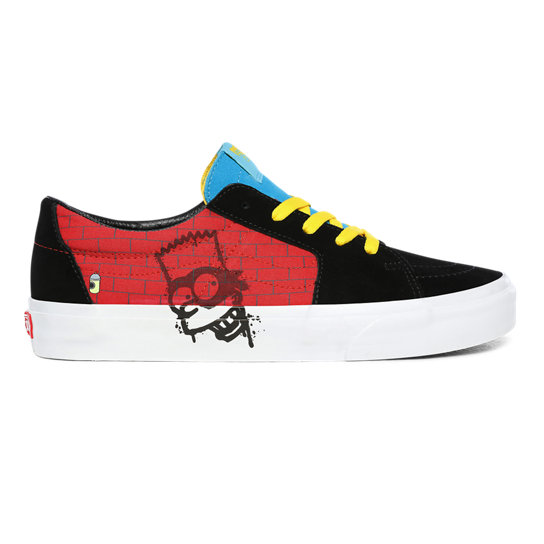 The Simpsons x Vans El Barto Sk8-Low Shoes | Vans