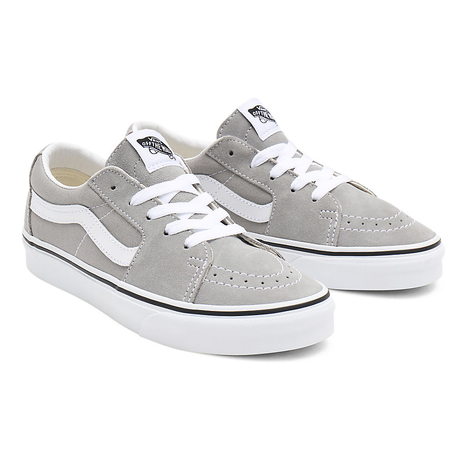 Vans  SK8-LOW  women's Shoes (Trainers) in Grey - VN0A4UUKIYP1