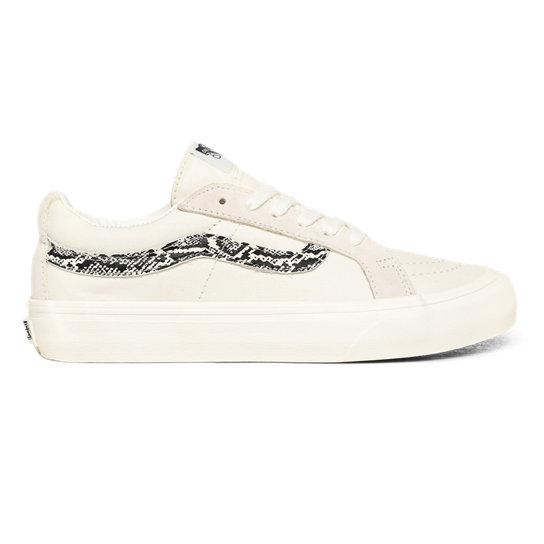 Snake Sk8-Low Reissue Sf Shoes   White   Vans