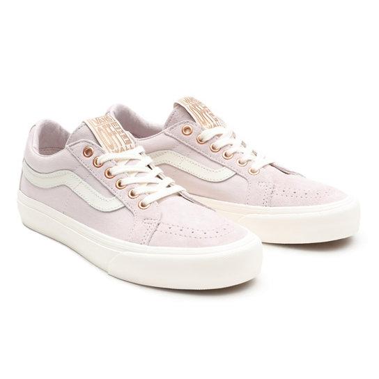 Metallic Stitch SK8-Low Reissue SF Shoes | Pink | Vans
