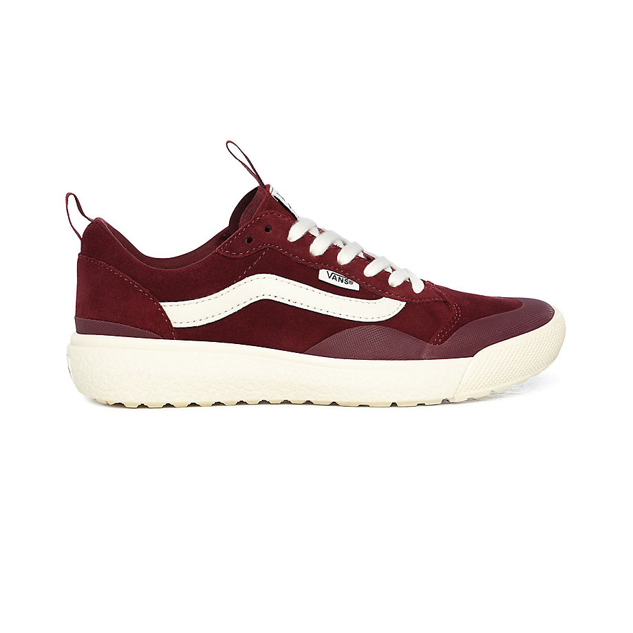 VANS Suede Ultrarange Exo Se Shoes ((suede) Port Royale/marshmallow) Women Red, Size 6.5 - VN0A4UWM26O