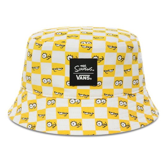 The Simpsons x Vans Check Eyes Bucket Hat | Vans
