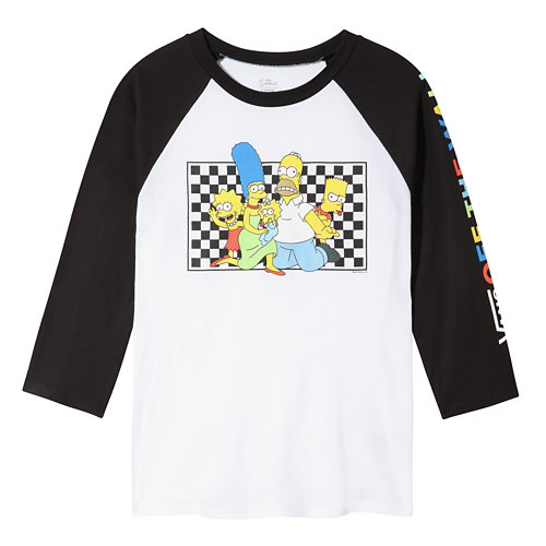 The+Simpsons+x+Vans+Family+Raglan