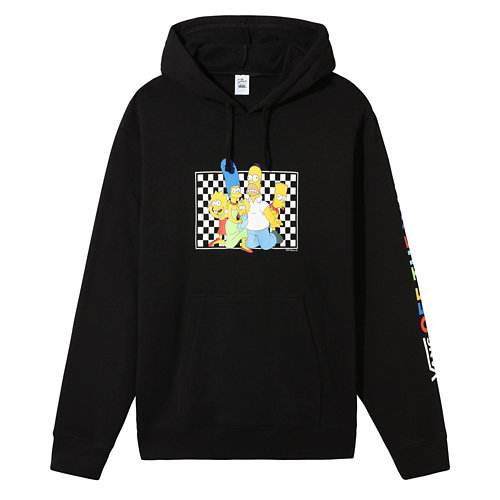 The+Simpsons+x+Vans+Family+Pullover+Hoody