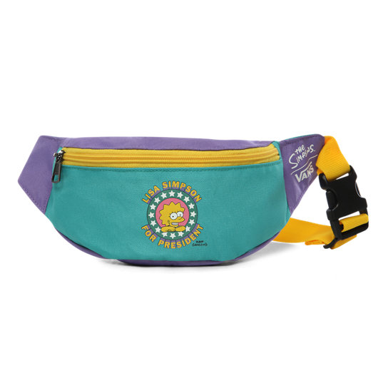 The Simpsons x Vans Lisa 4 Prez Fanny Pack | Vans