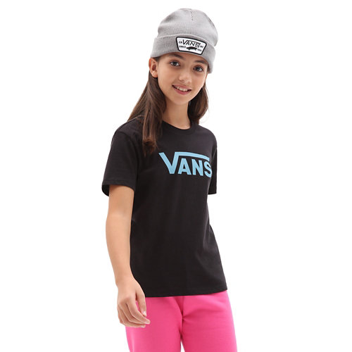 Girls+Flying+V+Crew+T-shirt+%288-14+years%29