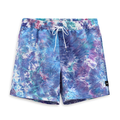 Tie+Dye+Volley+Boardshorts