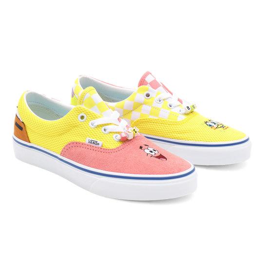 Chaussures Vans X SpongeBob Era | Multicolour | Vans