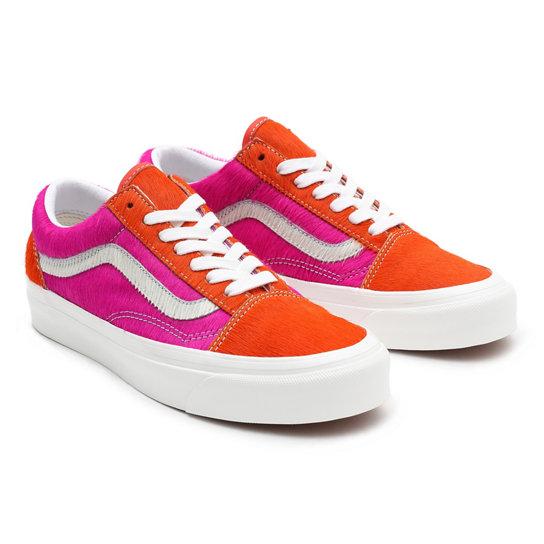 Chaussures Anaheim Factory Old Skool 36 DX | Rose | Vans