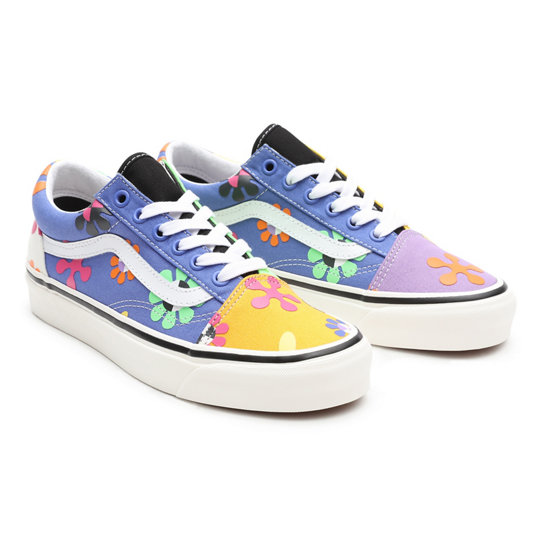 Anaheim Factory Old Skool 36 DX Shoes | Multicolour | Vans