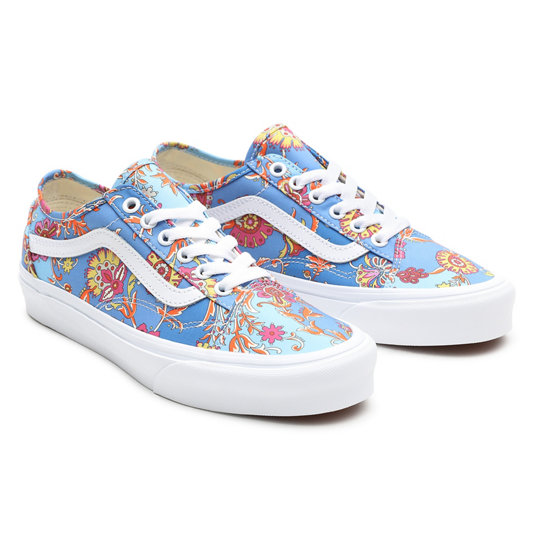 Zapatillas de tela con estampado Liberty Old Skool Tapered de Vans | Vans