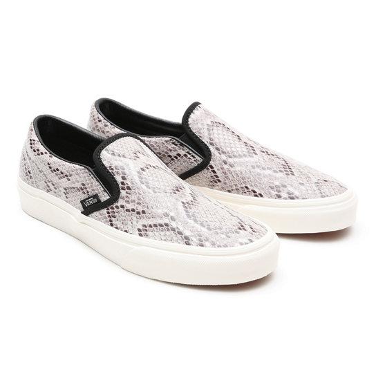 Snake Classic Slip-On Shoes