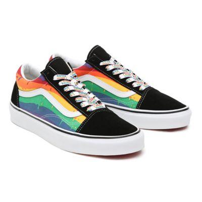 Chaussures Rainbow Drip Old Skool