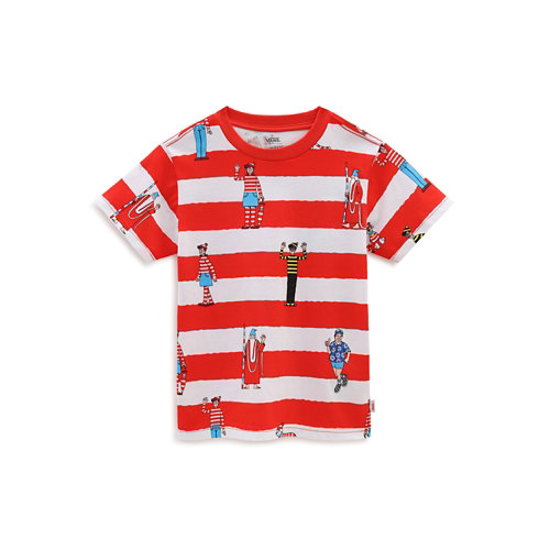 Vans+x+Where%27s+Waldo%3F+Kids+T-Shirt+%282-8+years%29