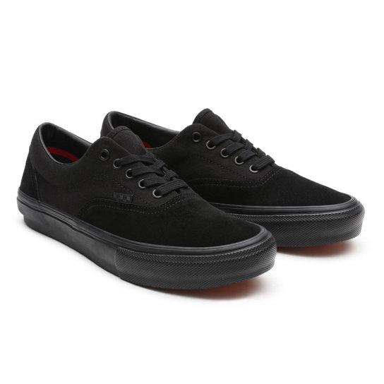 Skate Era Shoes   Black   Vans