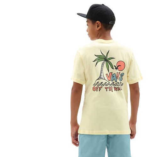 T-shirt+Surf+Turf+Gar%C3%A7on+%288-14+ans%29
