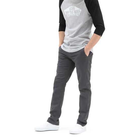 Pantalón chino entallado Authentic