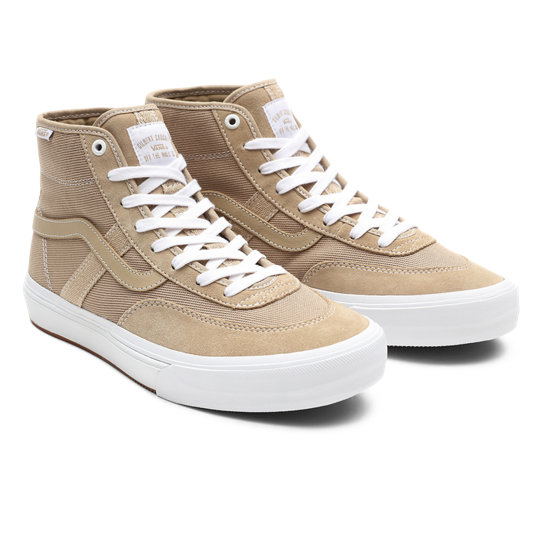 Crockett High Pro Schoenen | Vans