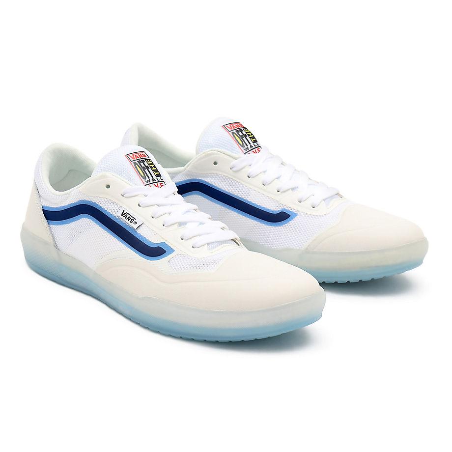VANS Chaussures Sport Ave ((sport Vtg) Multi/marshmallow) Femme Blanc, Taille 35