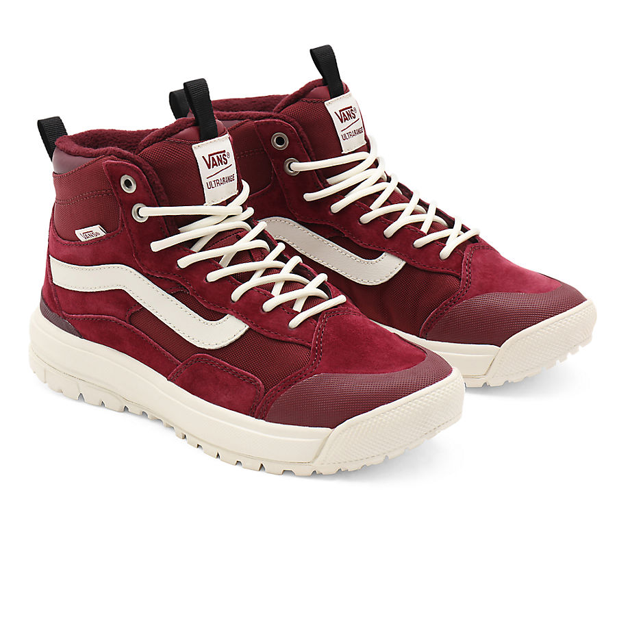 Vans  ULTRA RANGE EXO  women's Shoes (Trainers) in Bordeaux - VN0A5KS5A2D1