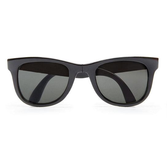 vans zonnebril zwart