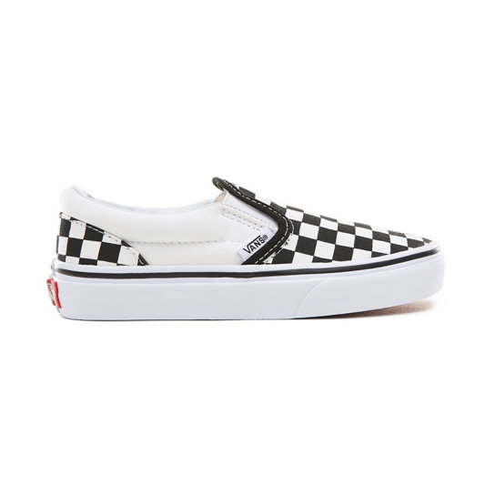 Chaussures Junior Checkerboard Classic Slip-On (4-12 ans) | Vans
