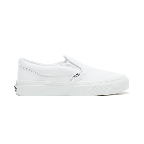 Kids Classic Slip-On Shoes | Vans