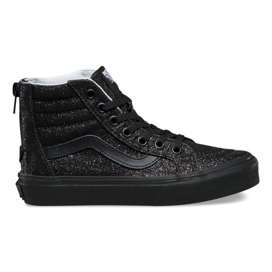 Kids Sk8-Hi Zip Shoes | Vans