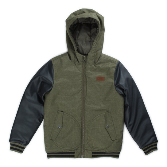 Boys Rutherford II Jacket | Vans