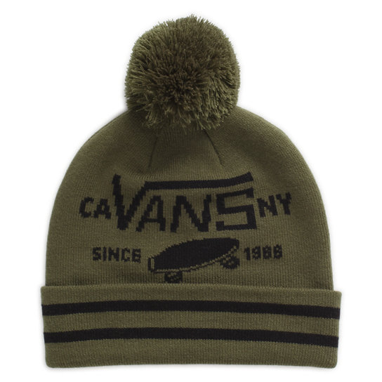 Full Patch Ii Pom Beanie | Vans