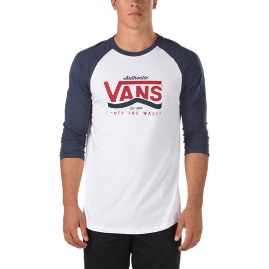 Raglan Authentic Stripe | Vans