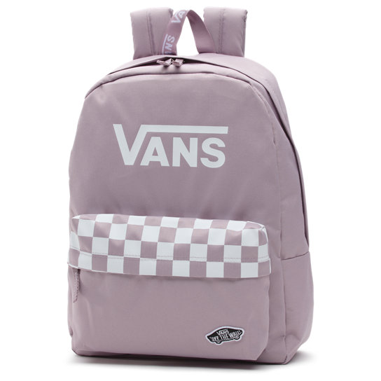 47f3c9fd0d Sporty Realm Backpack | Purple | Vans