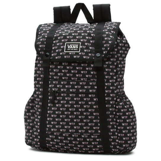 OMG/WTF Backpack | Vans