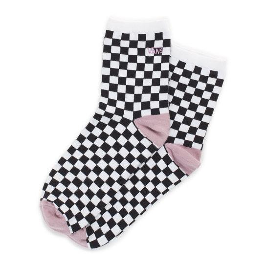 Checkerboard Shinner Crew Socken | Vans