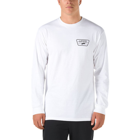 T-shirt manches longues Full Patch Back | Vans