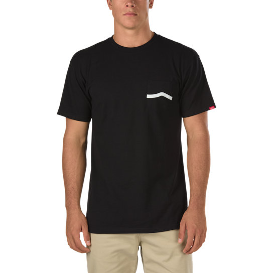 T-Shirt Sidestripe Pocket | Vans