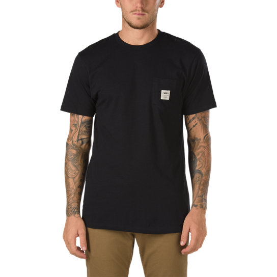 GR Pocket T-Hemd | Vans