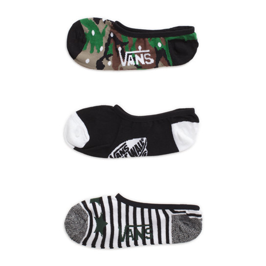 Calcetines Bunker Up (3 pares) | Vans