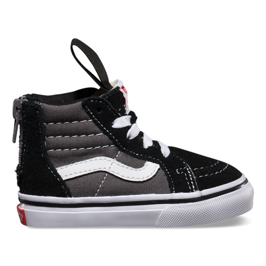 Toddler 2 Tone Sk8-Hi Zip Shoes | Vans