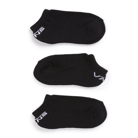 Kids Classic Low Socks (3 Pair PK) | Vans